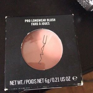 Unopened Mac blush